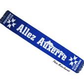 Nouvelle Echarpe Aja Auxerre Ultras Ligue 1 Football Maillot Drapeau