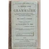 La Premiere Annee De Grammaire de LARIVE