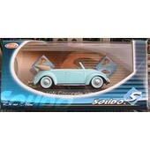 Vw Volkswagen Coccinelle Cabriolet 1950 Solido 1/43 New