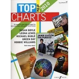 Top of the charts 2010 - chant + piano + accords - Faber