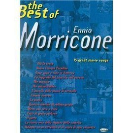 Morricone Ennio : Best of - Piano - Carisch