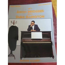 Aaron Bridgers plays Duke Ellington