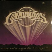 Lp � Midnight Magic/79 � - The Commodores