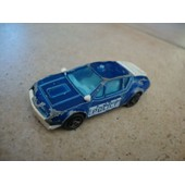Majorette Alpine Renault A310 Police