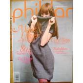 Catalogue Creations Phildar Femme Mode Hiver En 30 Modeles N 009