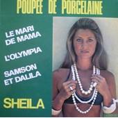 Lp � Poup�e De Porcelaine/74 � - Sheila