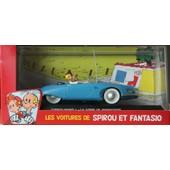 La Turbot-Rhino 1 De Spirou Et Fantasio 1/43
