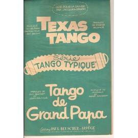 texas tango - tango de grand papa