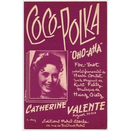 "coco-polka ""oho-aha"" / catherine valente"