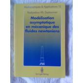 Modelisation Asymptotique En Mecanique Des Fluides Newtoniens de Radyadour-Kh Zeytounian