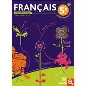 Fran�ais 5� Jardin Des Lettres de Corinne Durand Degranges