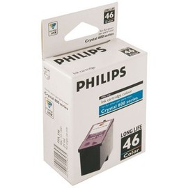 Philips Crystal Ink 46 - 1 - Cartouche D'encre - Pour Crystal 650