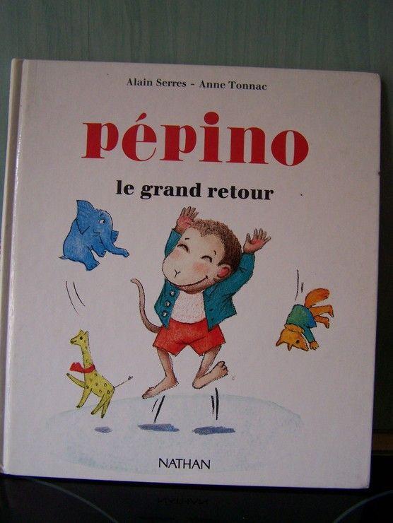 Couverture de Pepino le grand retour