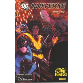 Dc Universe Hors-S�rie N� 7 : Out Siders