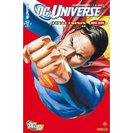 Dc Universe Hors S�rie N� 17 : Final Crisis (5/5)
