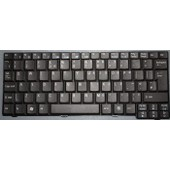 Acer Aspire One 531h Black Uk Clavier Pour Ordinateur Portable (Pc) De Remplacement (Key79)