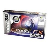 inno3D Tornado GeForce FX 5200 - Carte graphique