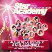 Star Academy Chante Michel Berger - Album Cd