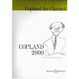 Copland for Clarinet Clarinet (and Piano)