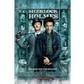 Sherlock Holmes - Guy Ritchie - Jude Law - Robert Downey Jr - 2009 - Affiche De Cin�ma 120 X 160 Cm