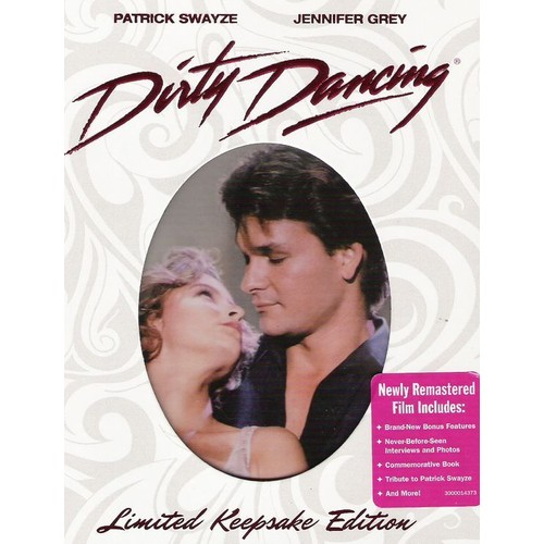 Dirty Dancing (Anniversary Edition,Im Steelbook) 863151690_L