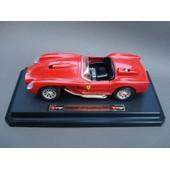 Burago - Ferrari 250 Testarossa Rouge - 1/24 �me