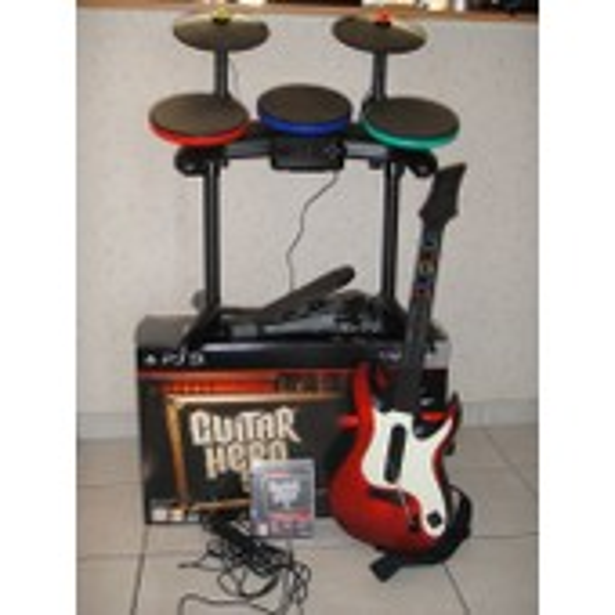 Guitar Hero 5 - Super Bundle Ps3