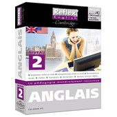 Reflex'english Cambridge Niveau 2 (Cd-Rom Pc)