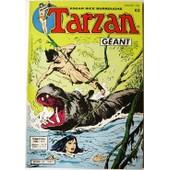 Tarzan Geant N� 62 : Le Voile Des Pleurs