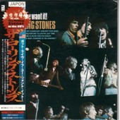 Got Live If You..(Edition Limit�e) - Japanese Import - The Rolling Stones