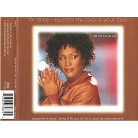 my love is your love (part 2 of a 2 cd set)