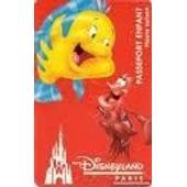Passeport Entr�e Enfant Disneyland Paris 1994