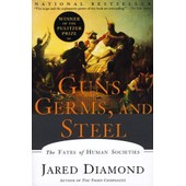 Guns, Germs, And Steel de Jared Diamond