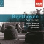 Trios Pour Piano, Violon Et Violoncelle Vol. 1 : Trios No. 1 Em Mi B�mol Majeur, No. 2 En Sol Majeur Et No. 3 En Ut Mineur Opus 1 Nos. 1 � 3, Trio No. 8 En Si B�mol Majeur Woo 39, Trio No. 4... - Ludwig Van Beethoven
