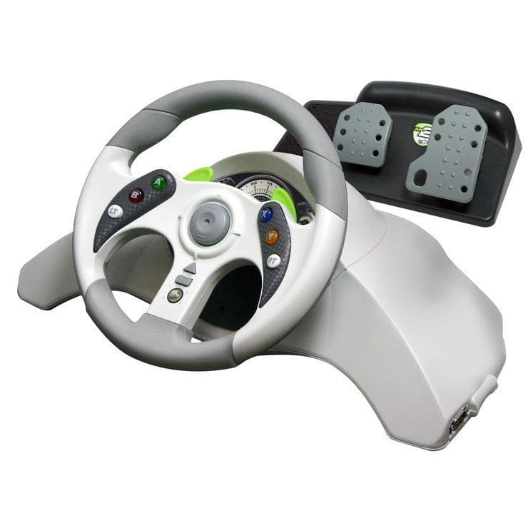 Volant Madcatz Microcon Wheel Xbox 360