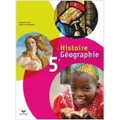 Histoire Geographie 5e de MARTIN IVERNEL