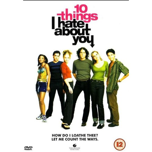 10 Things I Hate About You IMPORT Anglais IMPORT Dvd Edition simple