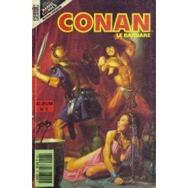 Conan Le Barbare Album N�6