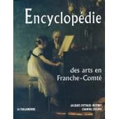 Encyclopedie Des Arts En Franche-Comte - Version Brochee - 384 Pages de C Leclerc