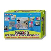 Jeu De Soci�t� Passion Normandie Impressionniste. Des Questions, Du Dessin, Du Mime : Ambiance Garantie !