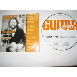 cd guitar part 140  the  beatles  popa  chubby