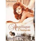 Ang�lique: L'int�grale: Ang�lique Et Le Roy, Ang�lique Et Le Sultan, Ang�lique Marquise Des Anges, Merveilleuse Ang�lique, Indom de Bernard Borderie