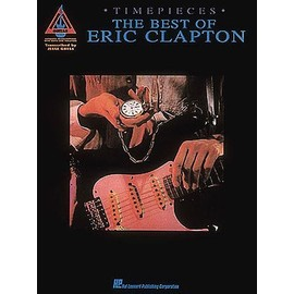 Eric Clapton - TIME PIECES TAB