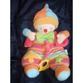 Corolle Berlinboule Clown Musical Et Lumineux 32 Cm Babicorolle