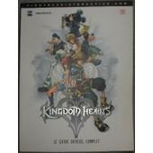 Kingdom Hearts 2 Le Guide Officiel de square enix