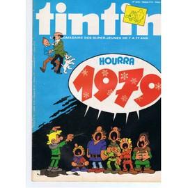 Tintin N� 172 : Le Grand Cirque
