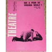 L'avant-Scene - Theatre N� 339 - Qui A Peur De Virgina Woolf ?, Edward Albee / Jean Cau de Collectif