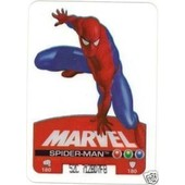 Carte Spider-Man 70 - Marvel Lamincards