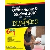 Microsoft Office Home And Student 2010 All-In-One For Dummies de Peter Weverka