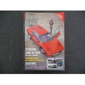 Retro Viseur N� 135 : Ferrari 308 Et 328 / Stirling Moss / Panhard Pl17 Et Peugeot 403-7